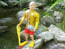 Gi Joe Vintage Air Adventurer with Missile Recover Diver set!