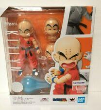 AUTHENTIC NEW S.H.Figuarts KID KRILLIN Kuririn Dragon Ball Z Kai Super US SELLER