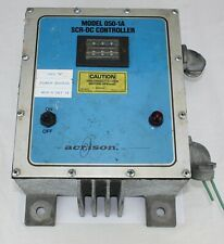 Acrison 050-1A DC Motor Controller SCR-DC Control TESTED WORKING