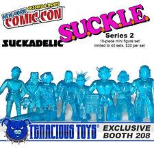 NYCC Exclusive SUCKLE Series 2: Blue Razzberry by Suckadelic