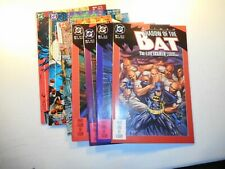 Batman Shadow of the Bat # 1,2,3,4 and Legends of the Dark Knight 21,22,23