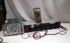 Esi Emi Dekavider Rv622 6 Decade Kelvin Varley Voltage Divider Tested