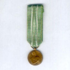 BELGIUM. Miniature Defaulters' Medal 1940-45 for those who refused forced labour