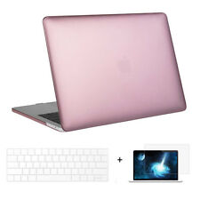 Fr New Macbook Pro Hard Case Cover + Keyboard Skin + LCD 13 15 inch W/ Touch Bar