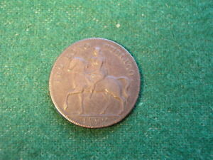 1792 Coventry Half Penny Token Payable at the Warehouse of Robert Reynolds Ld