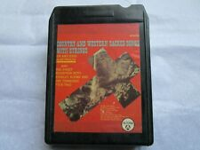 Country & Western Sacred Songs ~ 8 Track Tape Jim & Jesse, Stanley Alpine ....