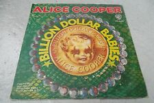 ALICE COOPER BILLION DOLLAR BABIES 45 GERMAN 1973