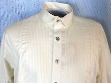 Frontier Classics Ivory Formal Western Gent Shirt