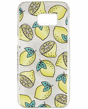 New Skinnydip London Lemon Samsung S7 Phone Case Includes Screen Protector