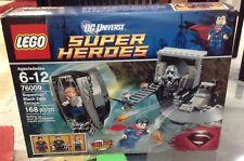 Lego 76009 DC Universe Super Heroes Superman Black Zero Escape New and Sealed