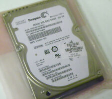 250GB Seagate ST9250410AS Laptop SATA Hard Drive P/N 9HV142-022 FW 0006HPM1 WU