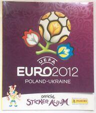 EURO 2012 Panini - album vuoto empty nuovo da edicola OMAGGIO