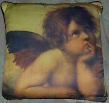 "New Cherub Decorative 16"" Throw Pillows Free Shipping Fast! Angel Baby"