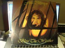 "RAR LP 33"". JOHN MARTYN. BLESS THE WEATHER. MADE IN SPAIN. ARIOLA EURODISC"