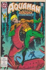 Aquaman Dec 1992 #13 Dc Comic Book