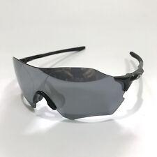 Oakley Sunglasses * EVZero Range 9327-01 Polished Black w/ Black Iridium