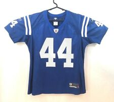Nike Women's Indianapolis Colts Clark 44 Jersey On Field NFL Size Small