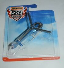 2018 MATCHBOX SKY BUSTERS AIRBUS HELICOPTER H130 BLUE FHV29 VHTF !!