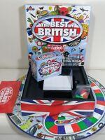 Best of British Board Game Drumond Park Logo Game