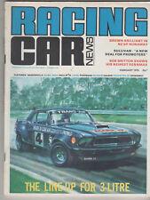 Racing Car News 1975 Feb Argentine Australian GP Renmax Calder Phillip Island Da