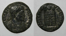 Crispus (316-326), Folles, Lagertor sehr schön +