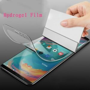 Hydrogel Film For OnePLus 6T 7 Pro Soft Screen Protector Film 7T 5 6 T 6 5T