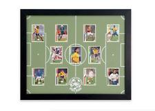 Soccer Display Board: Trading Card Sports Field Frame 18x22