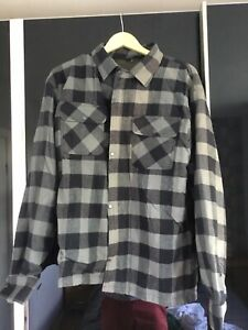 Course Aramid Reinforced Motorcycle Over-Shirt
