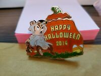 Disney Chip and Dale Halloween 3D trading pin
