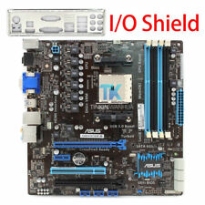 Motherboard  for ASUS F2A85-M/CM1745/DP-MB AMD CPU FM2 DDR3 I/O Shield