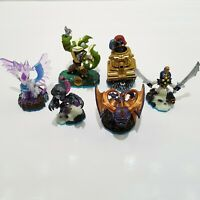 Skylanders Swap Force Figures Characters - Lot of 6 - Stink Bomb and more!