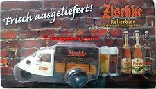 Minitruck Biertruck Brauereitruck -  Zischke Kellerbier