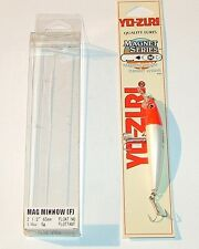 MAG MINNOW YO ZURI F301 RH floating artificiale lure yozuri magnet series