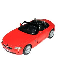 """5"""" Kinsmart BMW Z4 Convertible Diecast Model Toy Car 1:32 Red"""