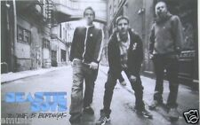 "Beastie Boys ""To The 5 Boroughs"" Poster -Shot Of The Group Standing In The Alley"
