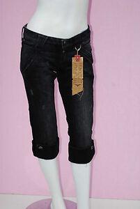 pantacourt jeans femme TOMMY HILFIGER taille W 30 T 40