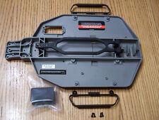 Traxxas 1/10 2wd Slash Chassis Nerf Bars & Battery Strap Dakar Raptor TRA5822
