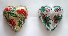 100 CHRISTMAS CADBURY CHOCOLATE HEARTS - XMAS PARTIES, XMAS GIFTS
