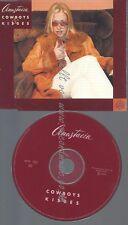 PROMO CD--ANASTACIA--COWBOYS KISSES --1TR