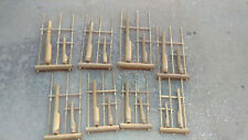 Unique Balinese Bamboo Angklung Percussion Gamelan Indonesian Musical Instrument