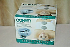 Conair Body Benefits Heated Stone Spa Hot Rocks Therapy Kit Hr10 | New Open Box