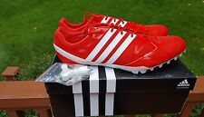 Adidas Adizero Prime Accelerator Track Running Shoe w Tool & Spikes Size 14- NEW