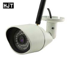 HJT Audio Wireless 1080P IP Camera Outdoor Sony Sensor Network ONVIF P2P IR Cut