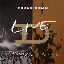 "DURAN DURAN ""A DIAMOND IN THE MIND (LIVE 2011)"" 2 LP SET BRAND NEW - NEUF"