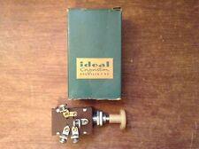 Vintage IDEAL No. 3202 PUSH Pull CAR Truck BUS Van Switch AnTiQuE NOS NIB