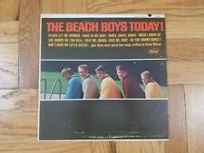 The Beach Boys  Today! | Capitol T 2269 1965 1st Press EX Condition