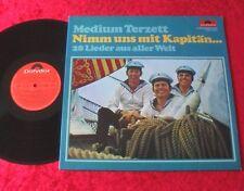 Medium Terzett LP Nimm uns mit Kapitän ... (Club-Sonderauflage)