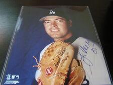 Ismael Valdes Autograph / Signed 8x10 Photo Los Angeles Dodgers