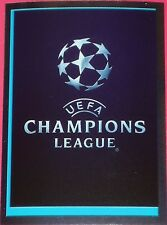 LOGO UCL1 2016/2017 TOPPS CHAMPIONS LEAGUE Adesivi