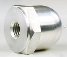 Domed Aluminium Spinner Nut - M8, DLE,Med Saito ,Super Tiger etc, UK Stock UK